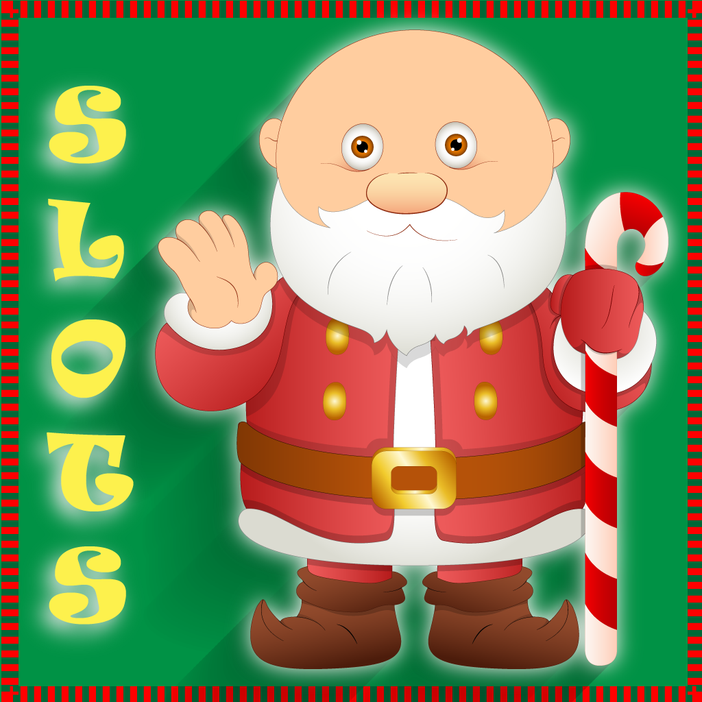 'Aaron Funny Santa Slots Machine PRO - Spin the Puzzle of Christmas Holiday  to win the big prizes